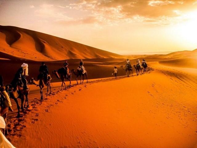 Ruta 6 dias desde Fez al Desierto de Merzouga Fin en Fez