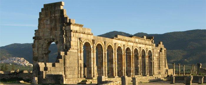 Volubilis Basilica-700