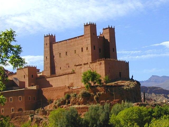 Ruta 9 dias desde Fez por el desierto y fin en Marrakech