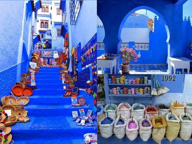 Tour 4 giorno da Tangeri verso Deserto di Merzouga e Marrakech