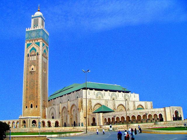 Tour 6 giorni da Casablanca verso desderto e Marrakech