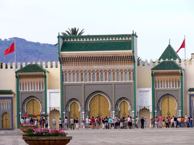 7 Days tour from Fes - Desert and Marrakech