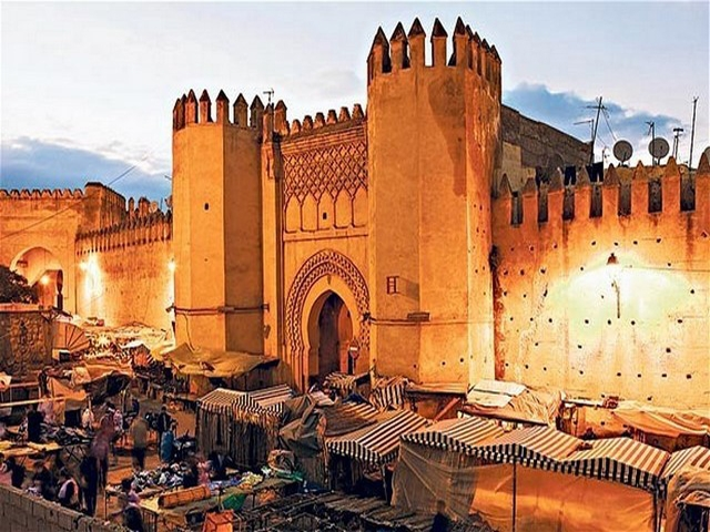10 Days From Tangier Imperial Cities and Desert