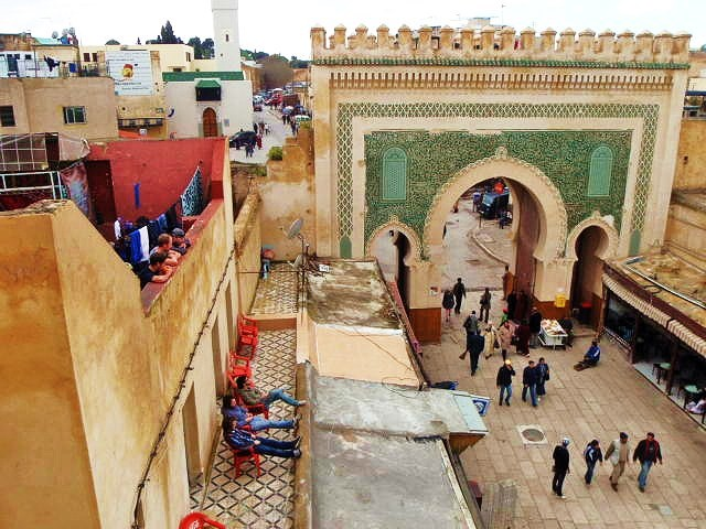 3 Days Tour to Merzouga Desert  From Fes ending in Marrakech
