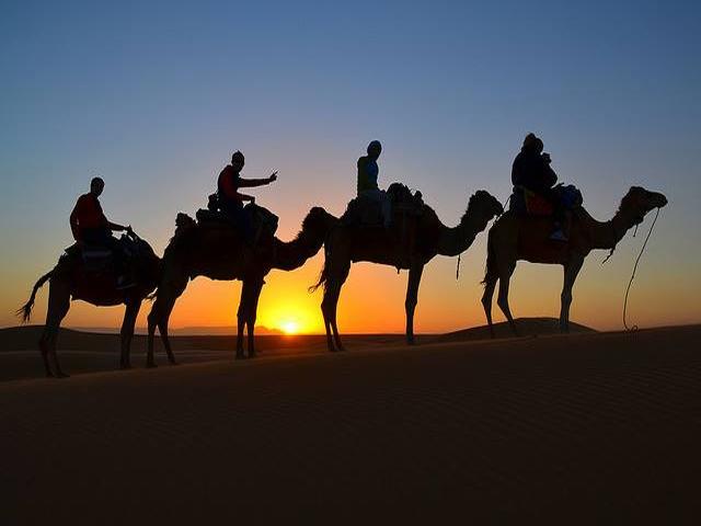 7 Days Tour Berber Adventure From Marrakech