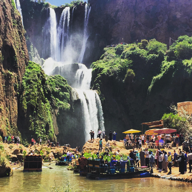 Ouzoud tours a Marruecos